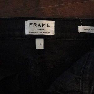 Frame jeans like new